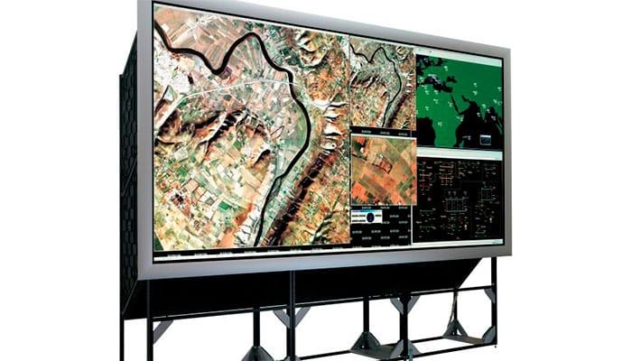 videowall DLP 1